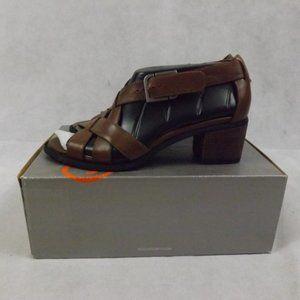 NEW Womens ROCKPORT Sandals - Luggage - Sz 7.5M